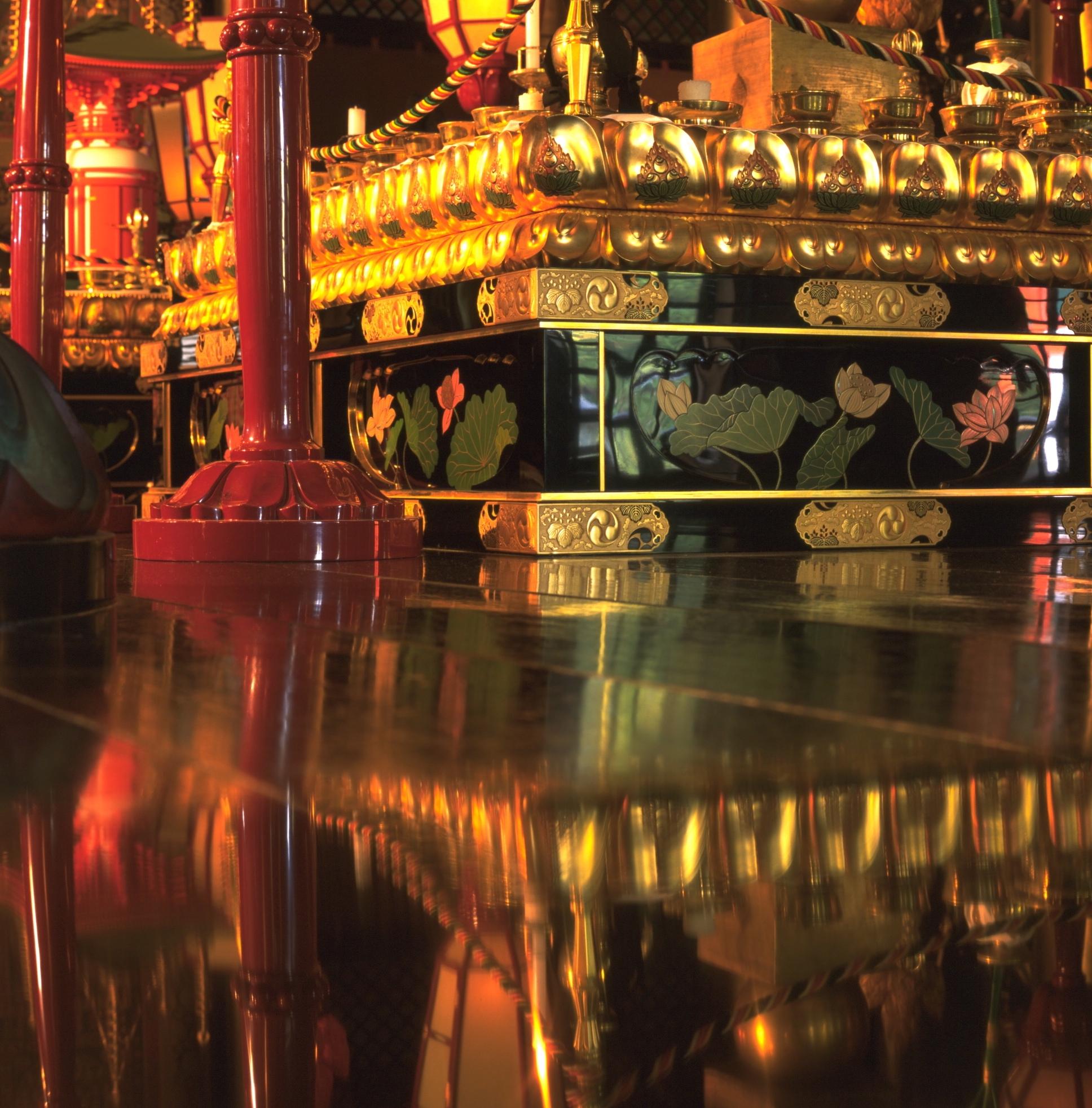 Temple_Floor_in_Koyasan