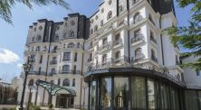 Celebrate Valentine's Day at the Epoque Hotel in Bucharest